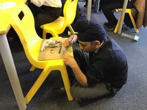 Year 6   The Maker